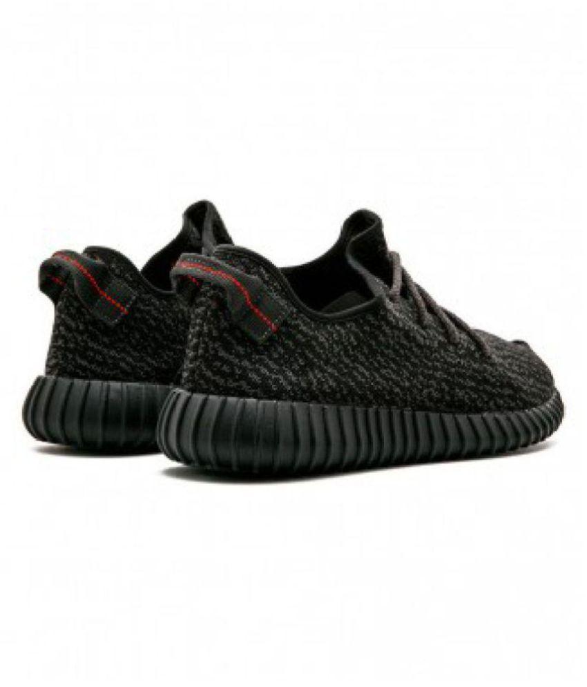 bb9f1013 Adidas Yeezy Boost 350 Pirate Black Running Shoes - Buy Adidas Yeezy ...