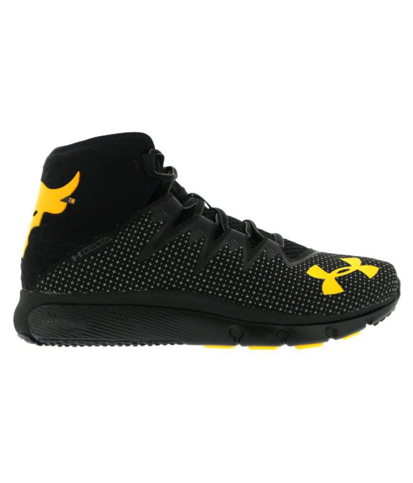 info for 597a5 b9d21 Under Armour Project Delta 2018 Black Basketball Shoes ...