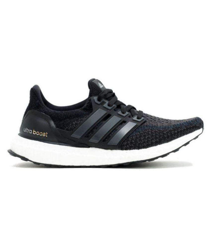 7cfbc6ff0 Adidas ADIDAS ULTRABOOST 4.0 Black Running Shoes - Buy Adidas ADIDAS ...
