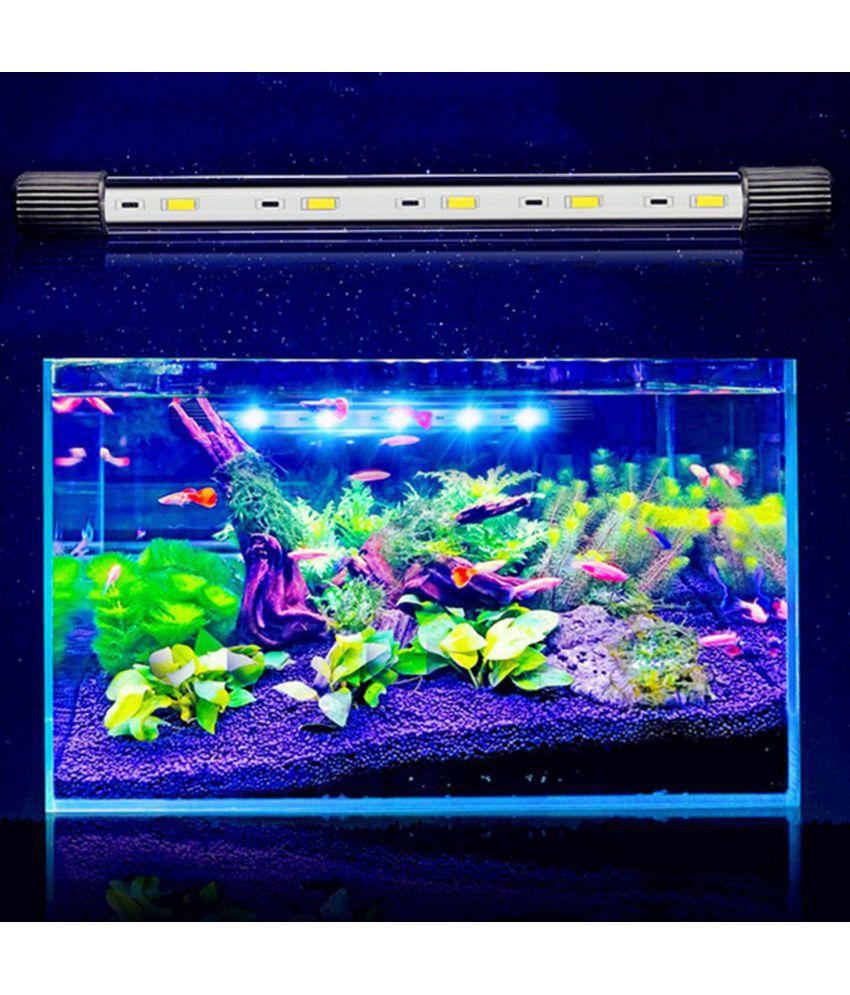 Buy Aquarium Fish Tank Led Light Amphibious Use Led Submersible