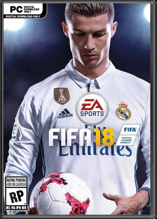 Fifa 18 PC ( Delivery via Email )