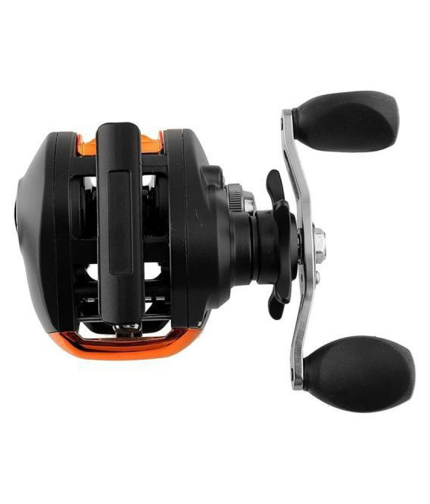 Baitcasting Bait Crankbait Reel Water Fishing Trolling Right Handle 6.3:1 New