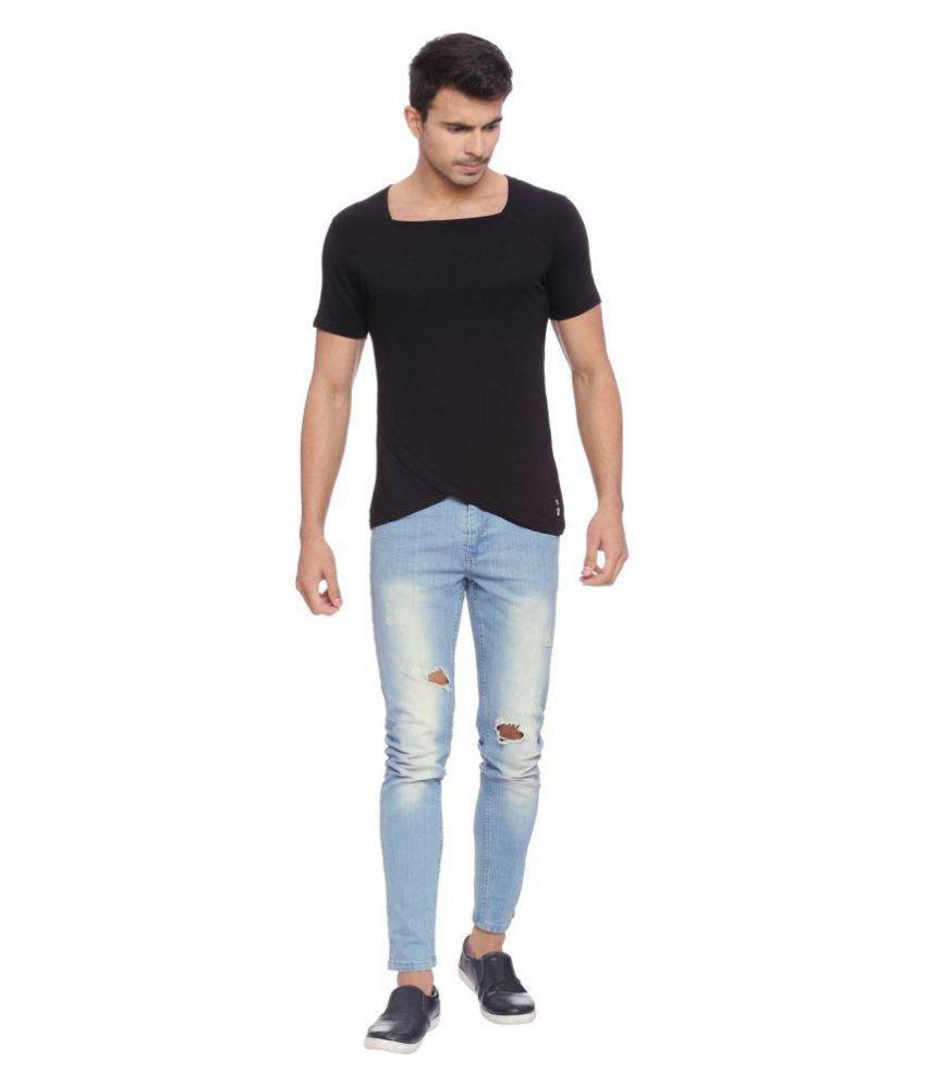 KULTPRIT Blue Slim Jeans