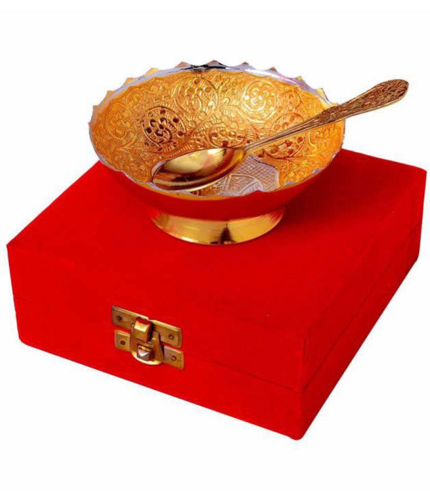 ec00ff4897a3 AFS HANDICRAFTS Brass Gold Silver Plated Diwali Gift - Pack of 1  Buy AFS  HANDICRAFTS Brass Gold Silver Plated Diwali Gift - Pack of 1 at Best Price  in ...