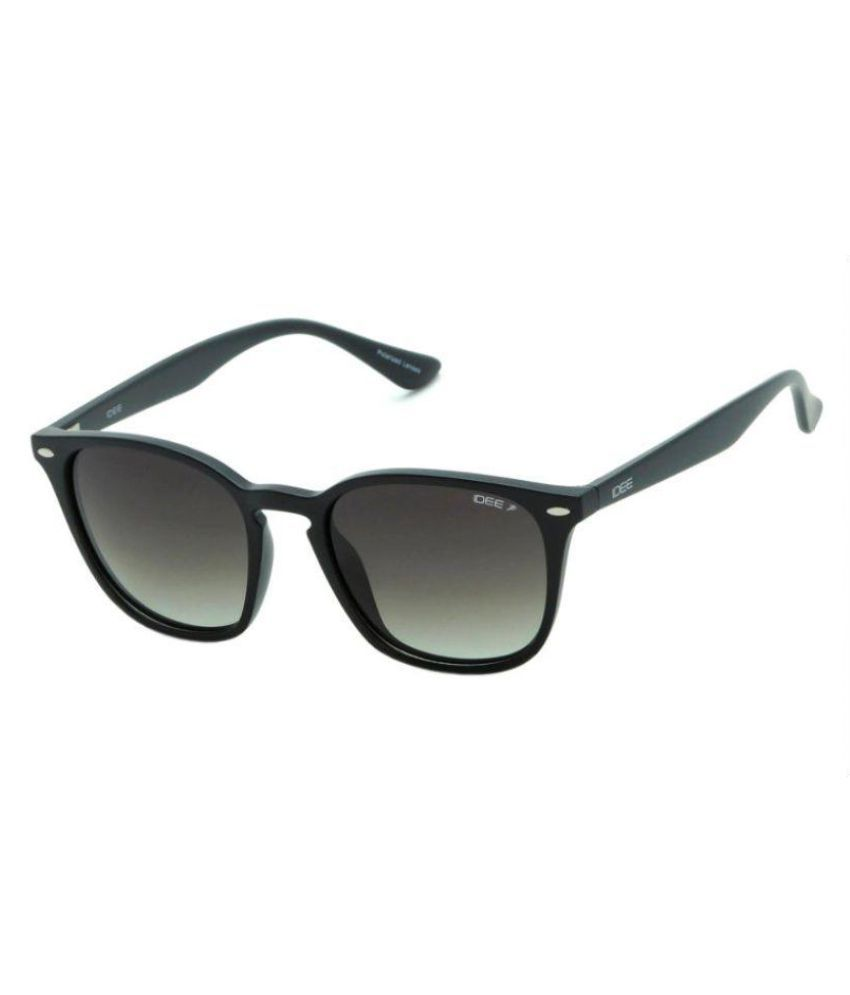 babc5080eae Idee Black Wayfarer Sunglasses ( IDEE S2309 C2P ) - Buy Idee Black Wayfarer  Sunglasses ( IDEE S2309 C2P ) Online at Low Price - Snapdeal
