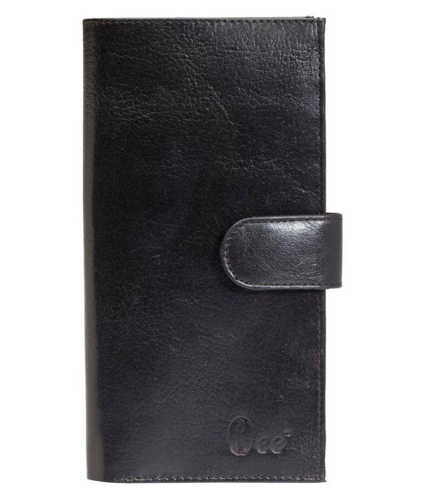 Orkee Black Wallet
