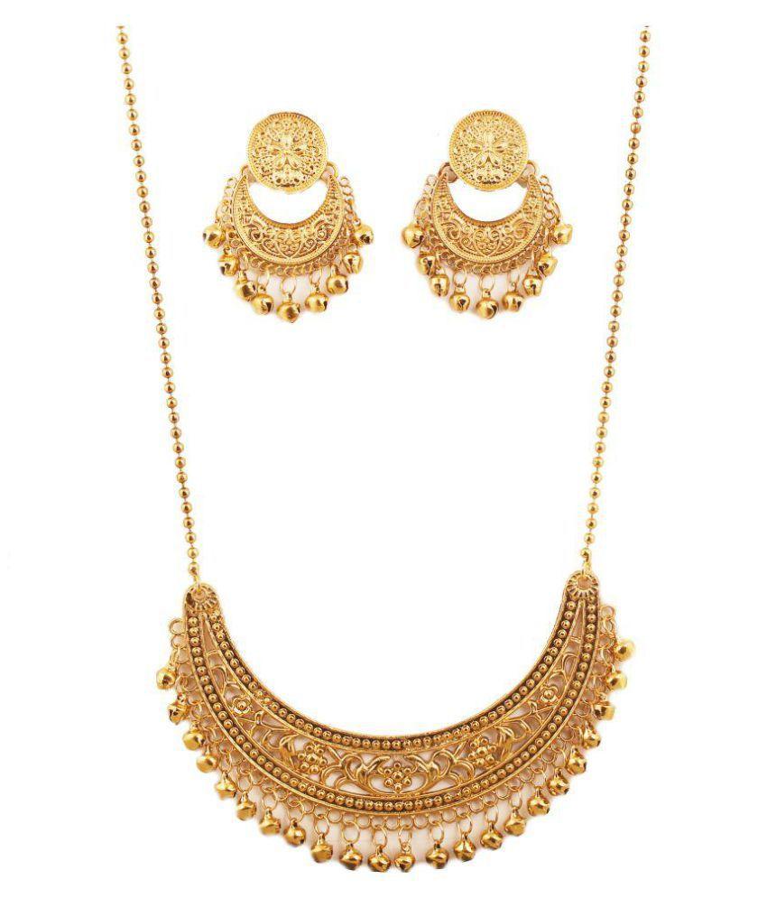 Touchstone Necklaces Set