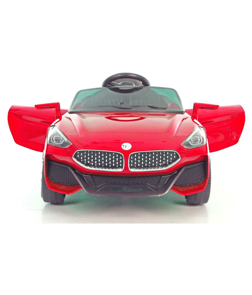 b4205cb00 ... Toyhouse Majestic Z4 SUV Metallic finish Rechargeable Battery Operated  Ride-on car for kids( ...