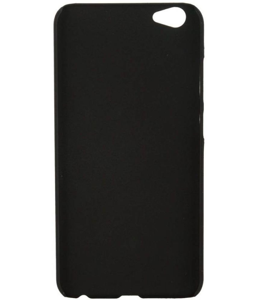 Vivo Y69 Shock Proof Case MAXX3D - Black FLEXIBLE