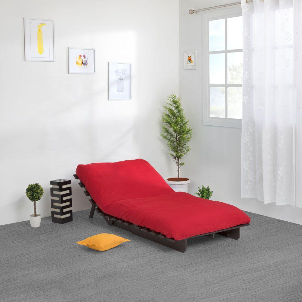 Alquiler Cheston Single Futon Sofa