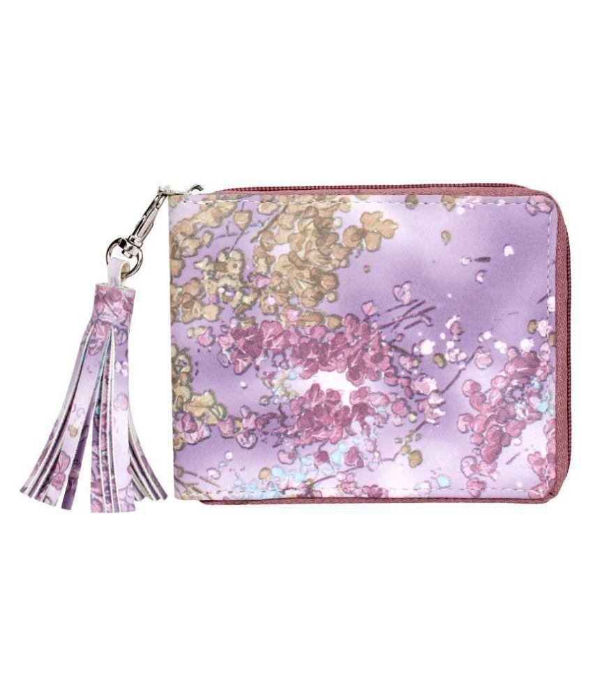 Creature Pink Wallet