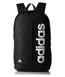 5aeafc8a18 Quick View. Adidas Black Canvas College Bags Backpacks- 20 Ltrs Gents Bag  ...