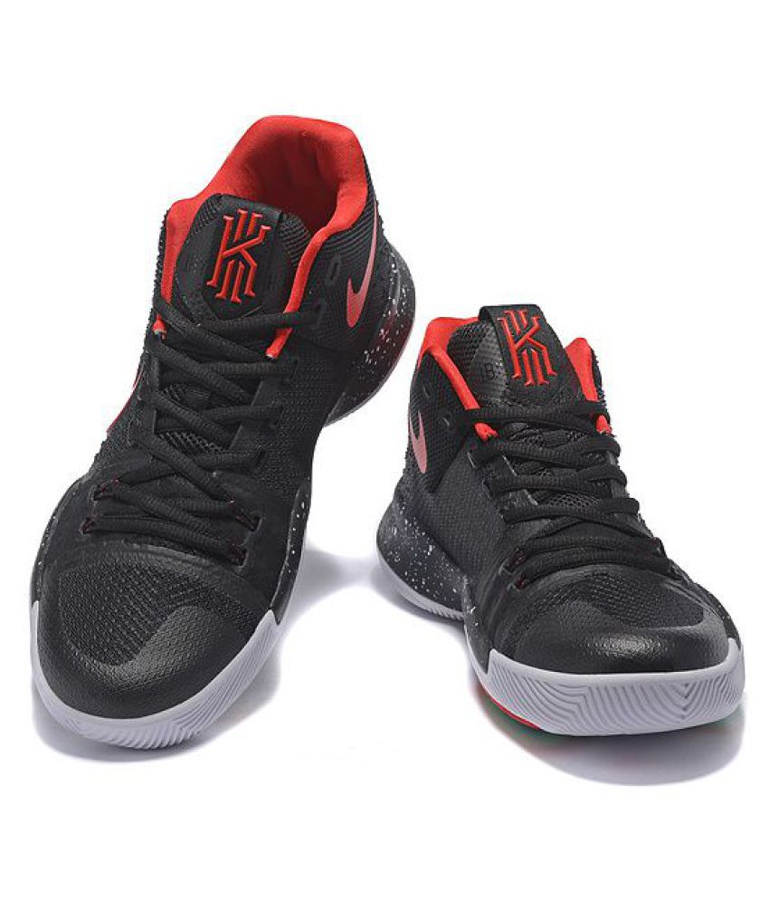 new product cf126 04e36 Nike Kyrie 3 Gum Red Black Basketball Shoes - Buy Nike Kyrie ...