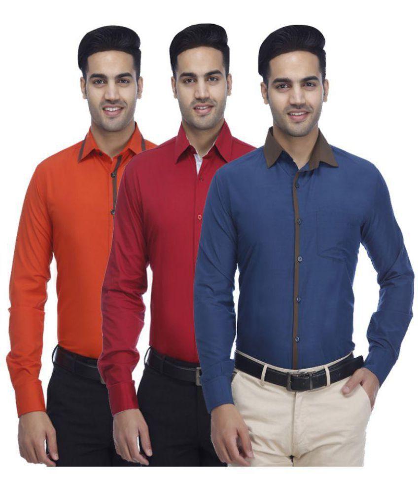 Paul Jackson Polyester Shirt