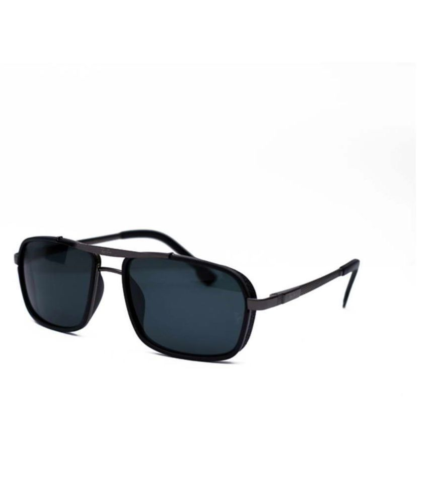 1ad01cfa19 Fashion Classic Black Rectangle Sunglasses ( RB-4414 ) - Buy Fashion ...