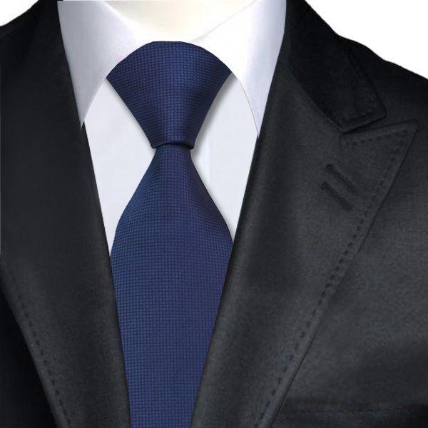 Kamalife Blue Printed Silk Necktie