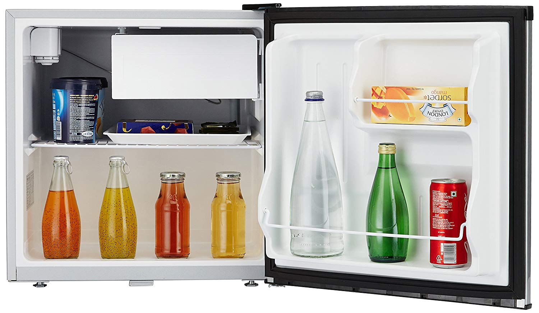 haier 52 ltr mini refrigerator silver hr 62hp hr 62vs price in rh snapdeal com
