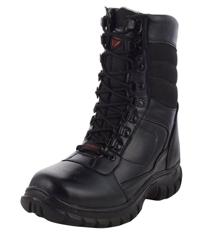 BLACKDEAR ENT.™ Black Hiking & Trekking Boot