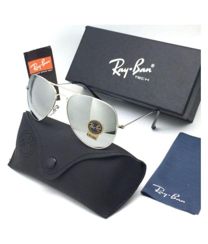 b3e17c0fe99 ... ebay ray ban avaitor silver aviator sunglasses ht1003 f7c75 87397