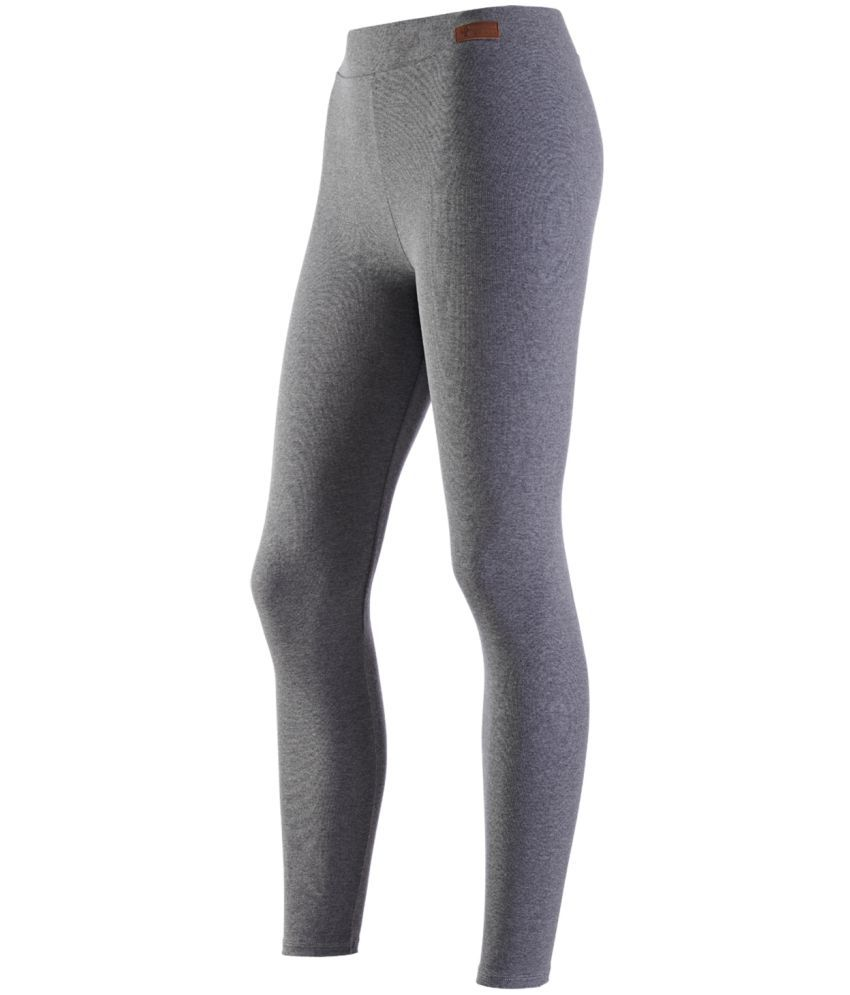 Lycot Cotton Tights - Grey