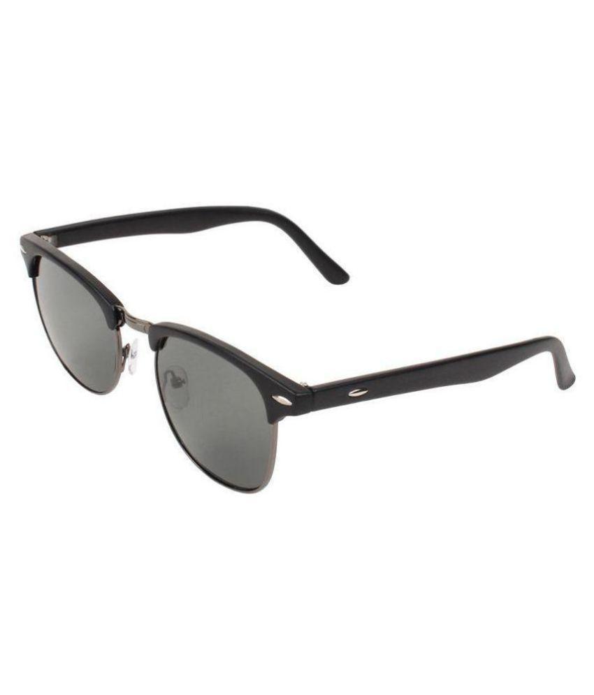 Stylen Black Clubmaster Sunglasses ( BLKCLUB )