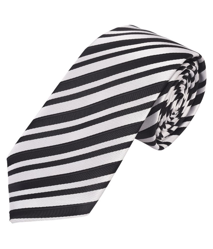 exotica fashion Multi Stripes Silk Necktie