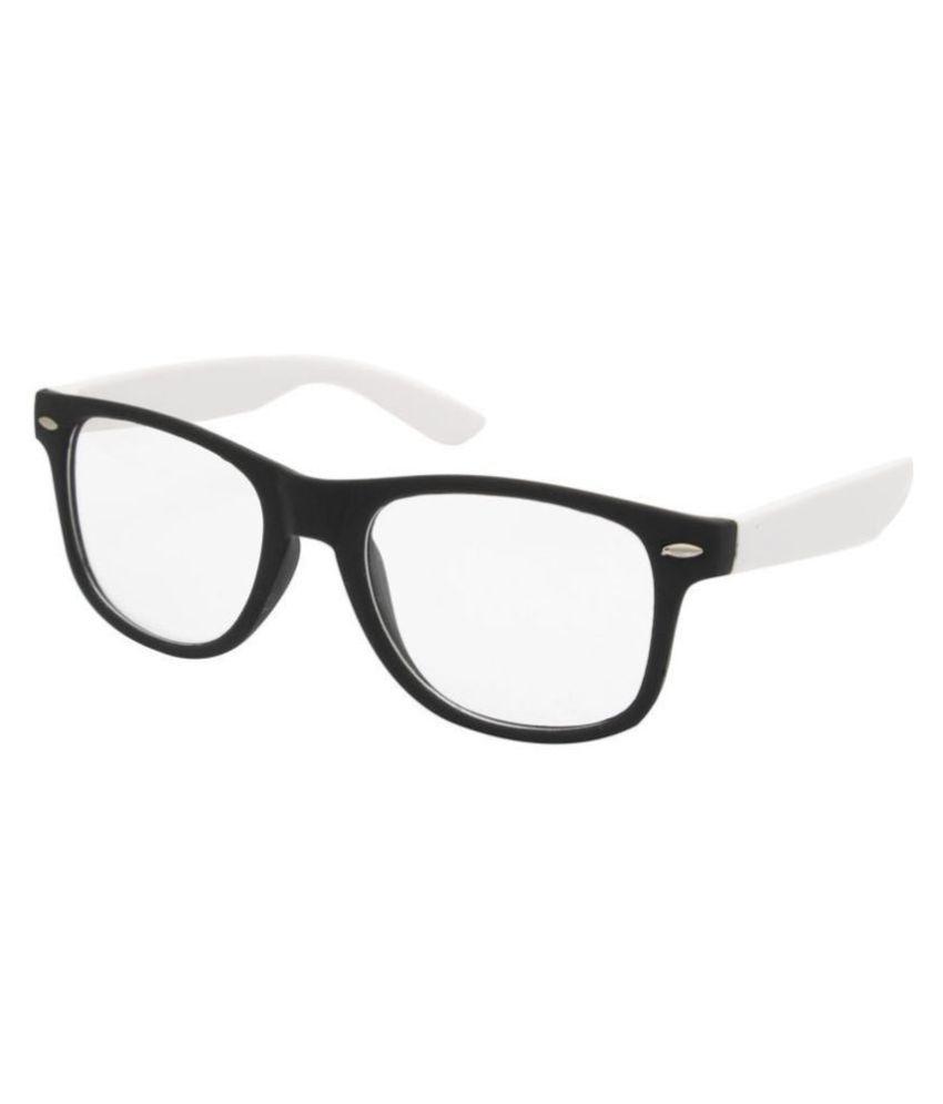 ZIUM Clear Wayfarer Sunglasses ( For Mew & Women Cornet _W_P )