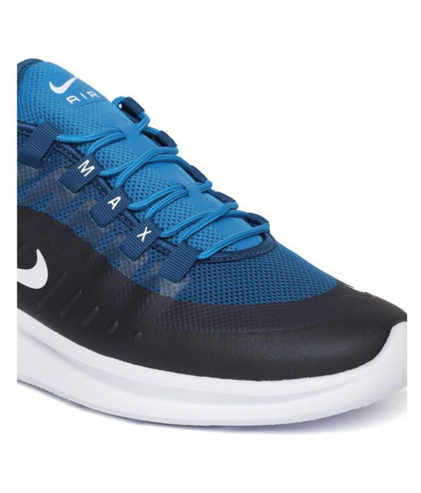 adeb92267045c Nike Air Max Axis Blue Running Shoes - Buy Nike Air Max Axis Blue Running  Shoes Online at Best Prices in India on Snapdeal