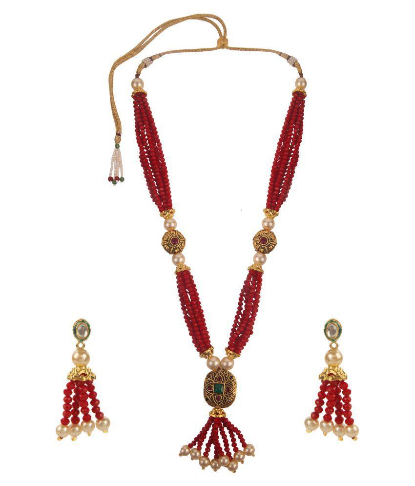 Efulgenz Necklaces Set