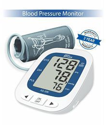 Standard BPCare Plus AS-35K Automatic Digital Blood Pressure Monitor ( BP Machine)