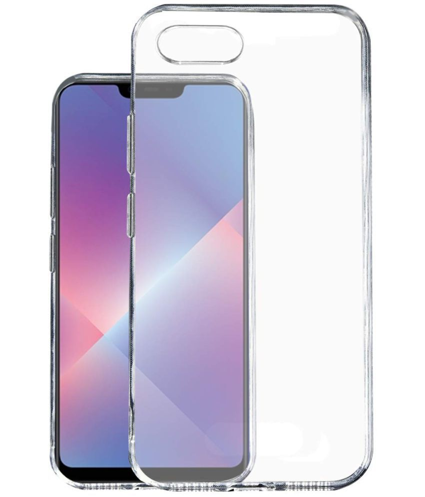 reputable site 52a30 207cb Oppo A5 Soft Silicon Cases Galaxy Plus - Transparent