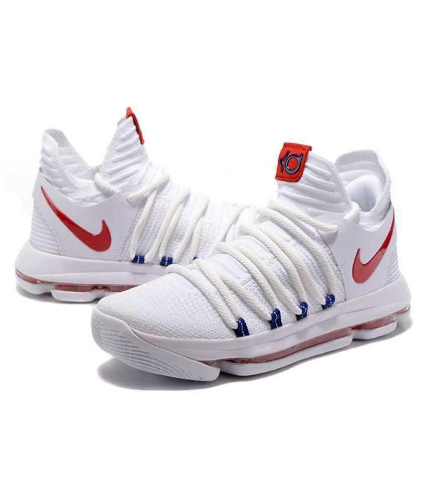 ea7b1595046 Nike KD10 2018 Multi Color Basketball Shoes - Buy Nike KD10 2018 Multi  Color Basketball Shoes Online at Best Prices in India on Snapdeal