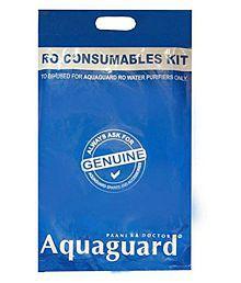 Eureka Forbes Ro Consumables Kit for Aquaguard Ro Water Purifer RO Service Kit