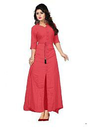 1d8bf45cc062b Pink Kurtis: Buy Pink Kurtis Online at Best Prices in India on Snapdeal