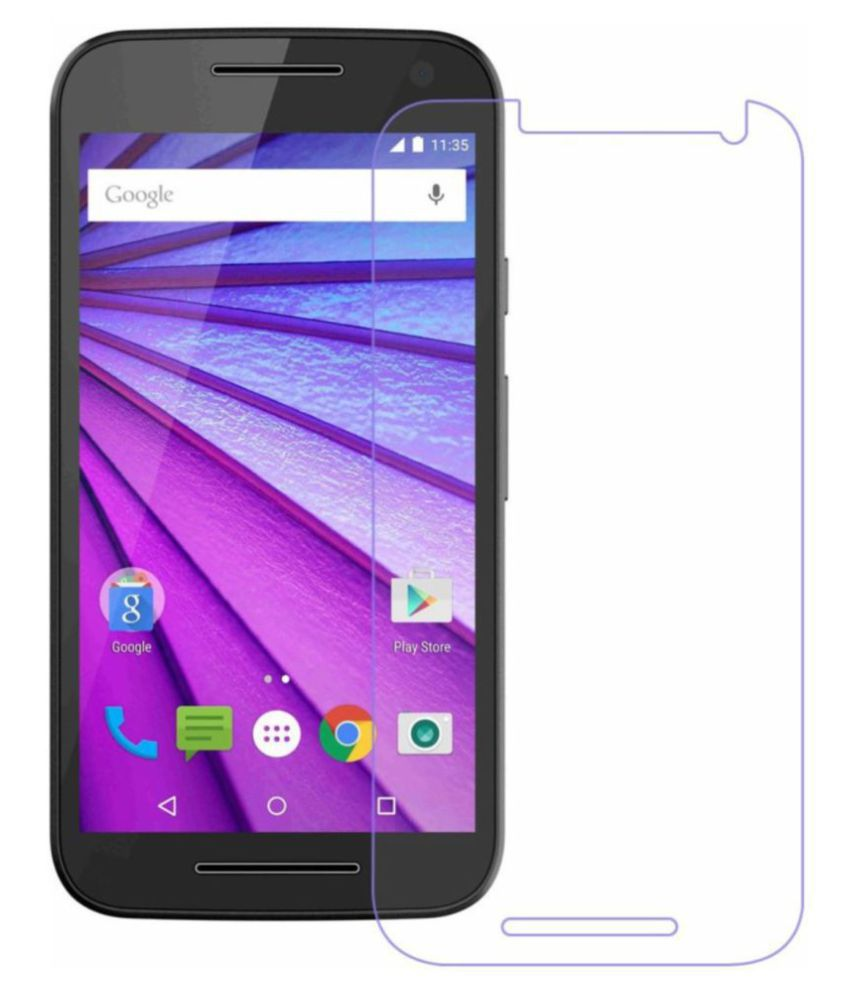 Moto G Turbo Tempered Glass Screen Guard By Spectacular Ace