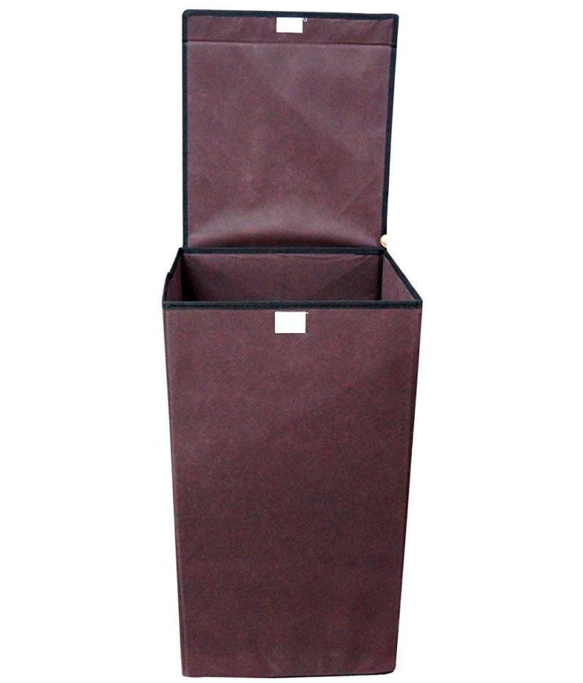 YUTIRITI Set of 1 16-20 L Laundry Bags Maroon