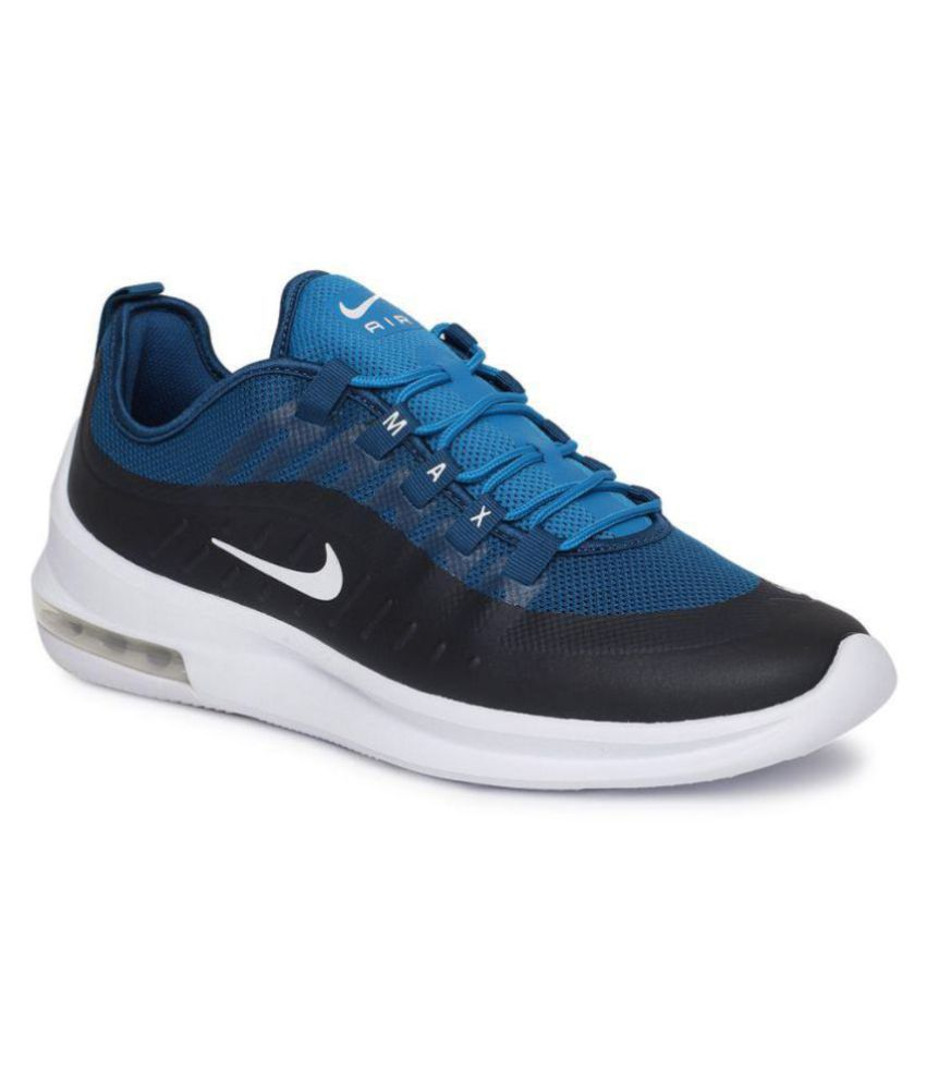 e14c05c52f Nike Air Max Axis Blue Blue Running Shoes - Buy Nike Air Max Axis Blue Blue  Running Shoes Online at Best Prices in India on Snapdeal