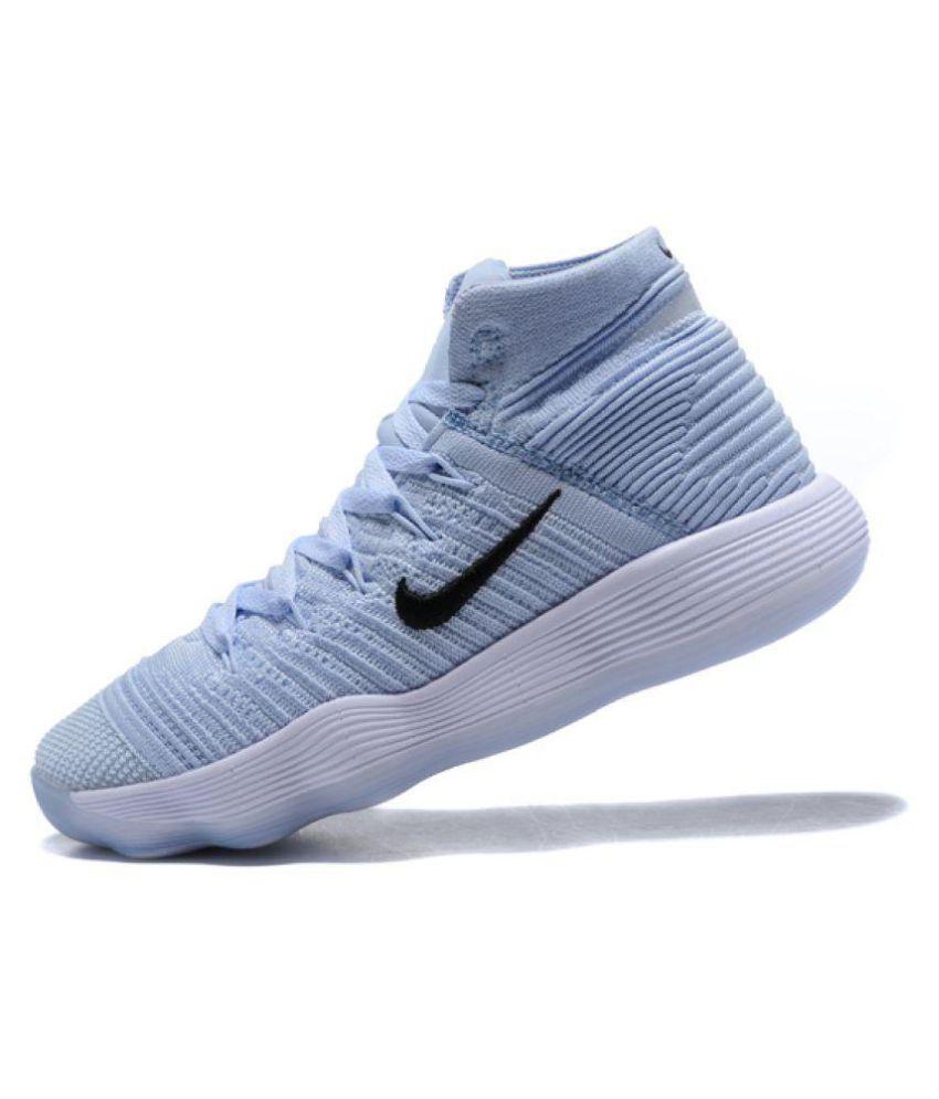 c134d191608 Nike HYPERDUNK 2018 FLYKNIT White Training Shoes - Buy Nike ...