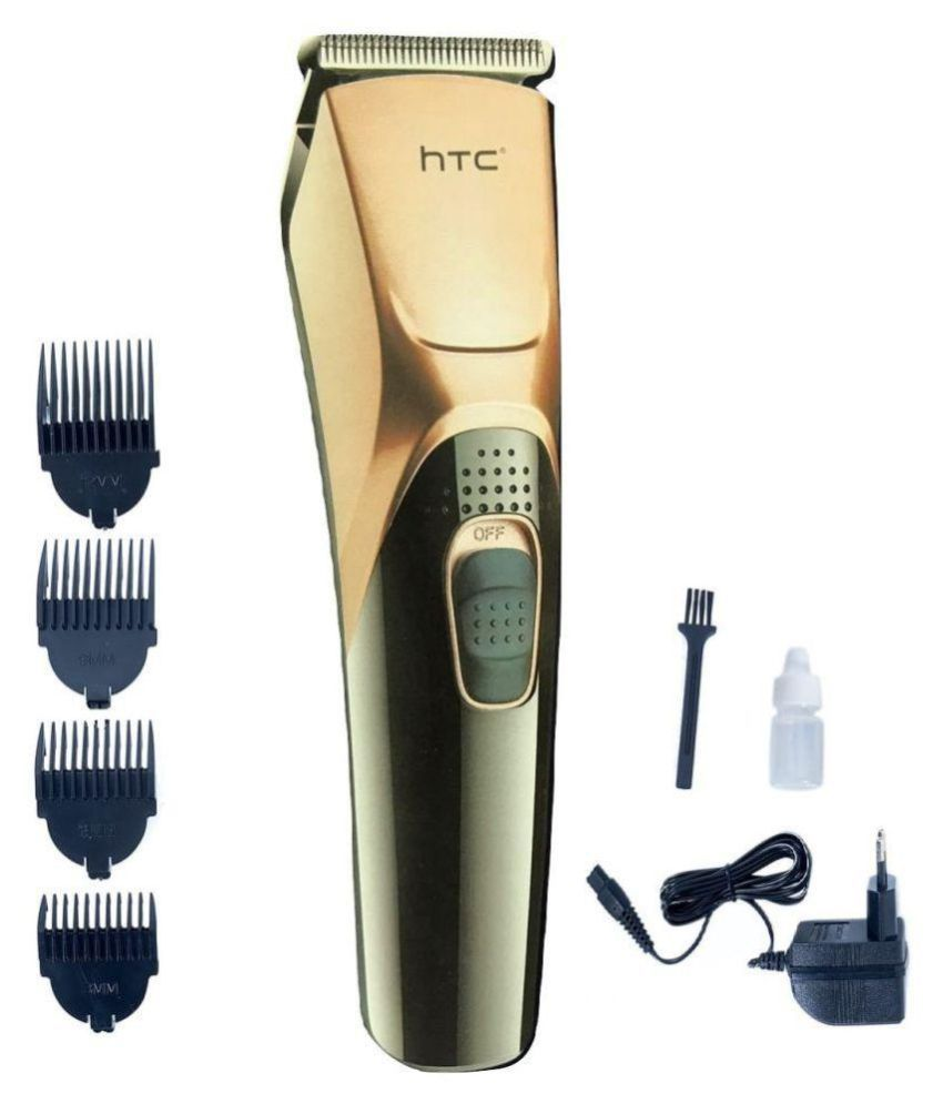 HTC AT-228 Rechargeable Hair Clipper ( Golden )