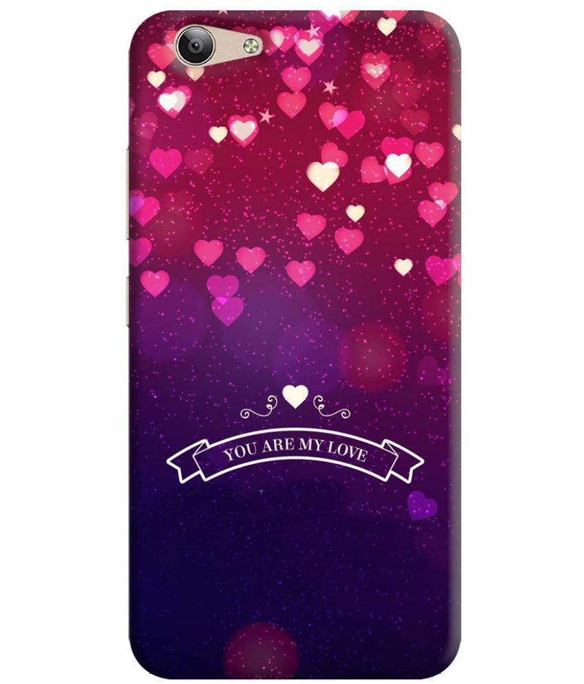 wholesale dealer 07dc9 f8945 Vivo Y53i Printed Cover By FAB TODAY