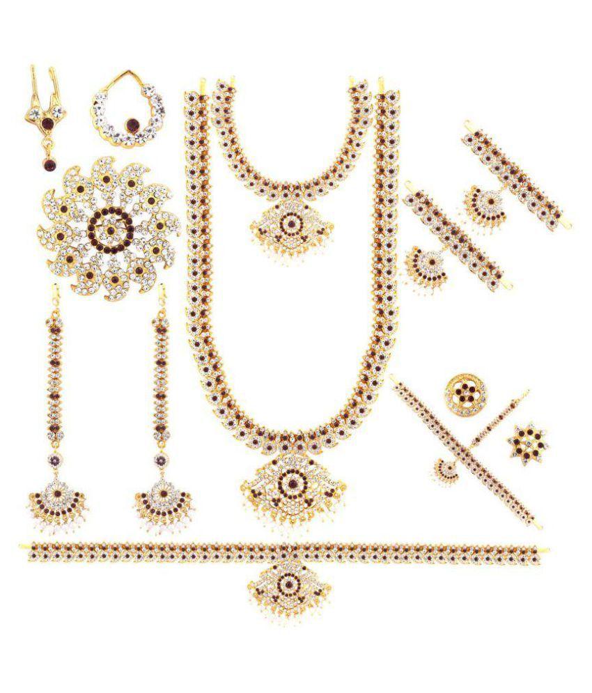 Jewlot Necklaces Set