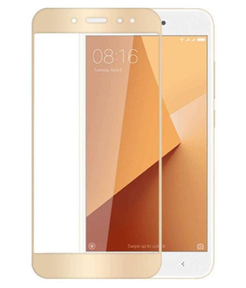 Xiaomi Redmi 5A Tempered Glass Screen Guard By Furious3D