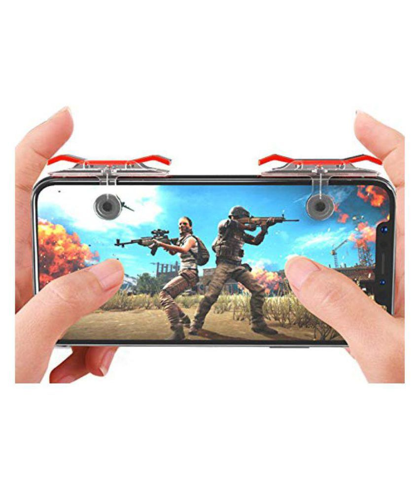 Musket PUBG Mobile Game Controller Yard 1 Pair Controller For PUBG Mobile  Game Controller Yard 1 Pair ( Wireless )