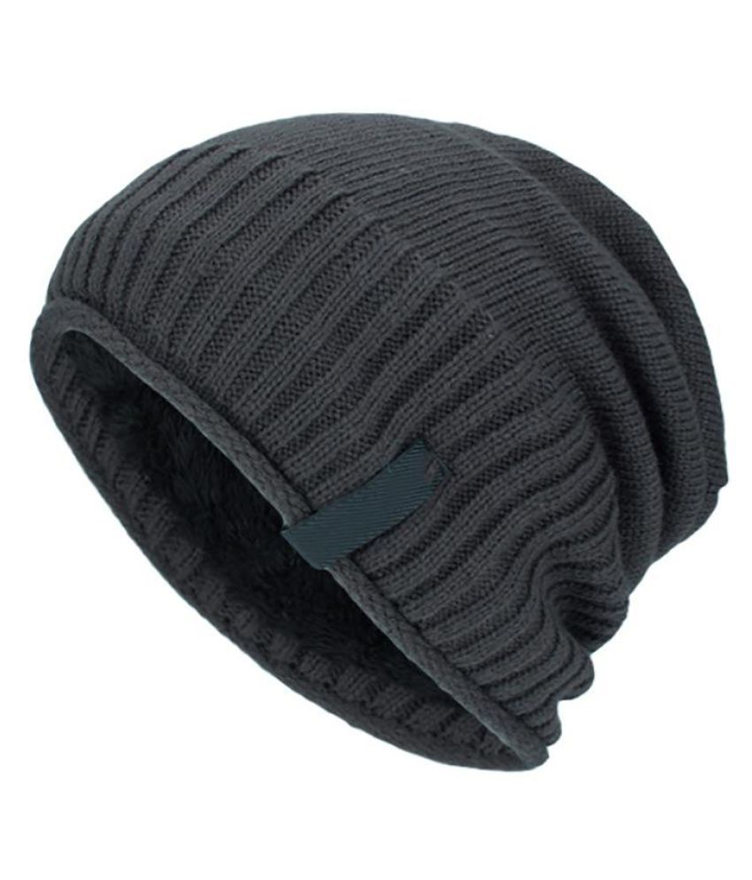 Generic gray Wool Hats