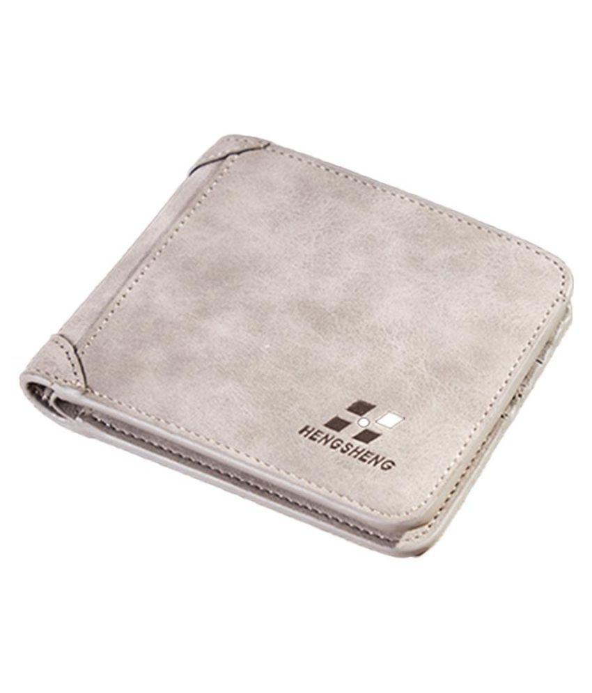 Generic gray Wallet