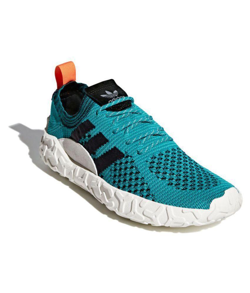F/22 Primeknit 2018 Blue Running Shoes
