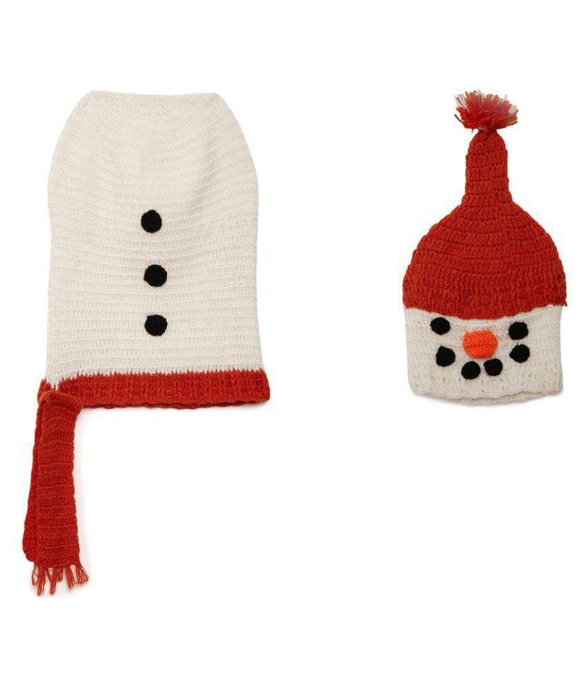 CHUTPUT Hand Made Woolen Casual Cap