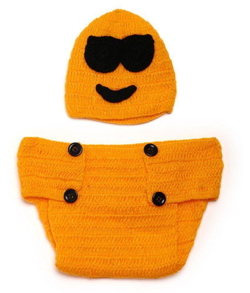 CHUTPUT Hand Made Woolen Cool Cap