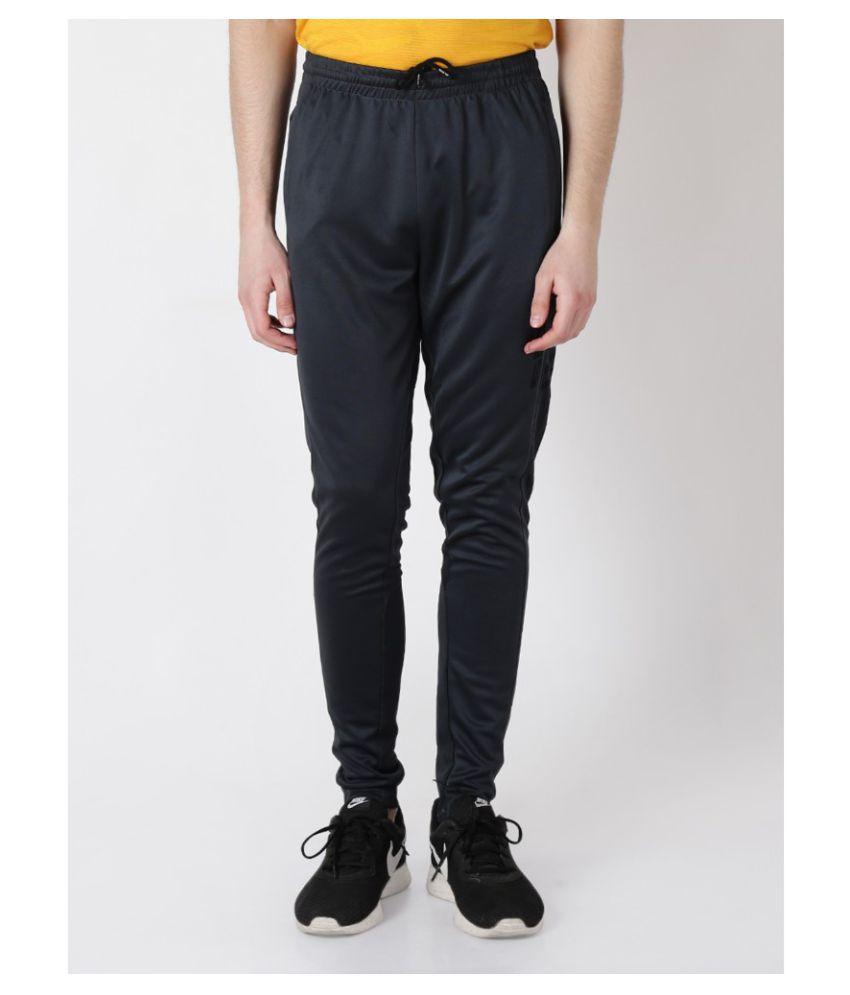 Alcis Mens Grey Active Track Pants