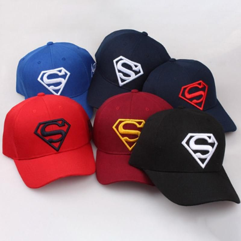 Generic Blue Cotton Caps